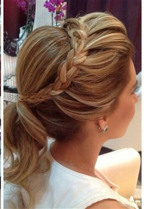easy hair updos with a crown poof 25 best ideas about poof ponytail on pinterest poof