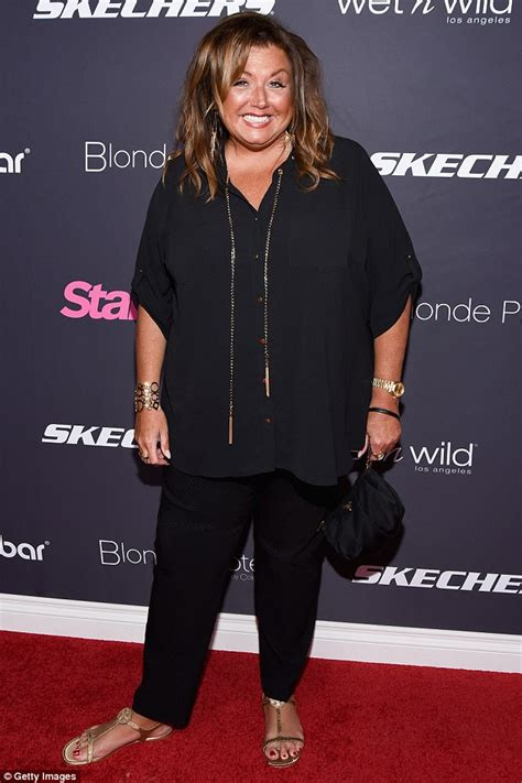 abby lee miller toes abby lee miller breaks down before her weight loss surgery