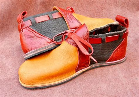 Handmade Leather Shoes - handmade leather shoes no shoes bull hide
