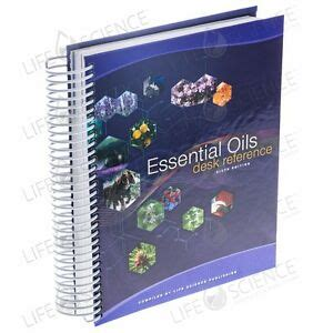 6th Edition Essential Oils Desk Reference by Essential Oils Desk Reference 6th Edition 2014 Hardcover