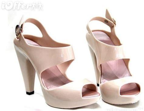 Flat Shoes Sepatu High Heels Hms 01 Hitam sepatu high heels murah sandal sepatu wedges murah