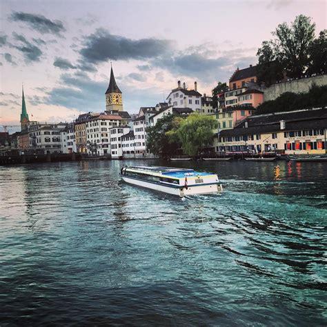 limmat river cruise zuerich - River Boat Cruise Zurich