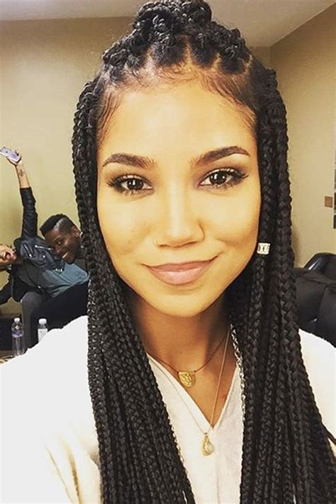 jhene aiko hair jhen 233 aiko s hairstyles hair colors steal her style