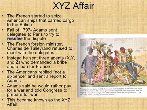 Xyz Affair chapter 8 the federalist era ppt