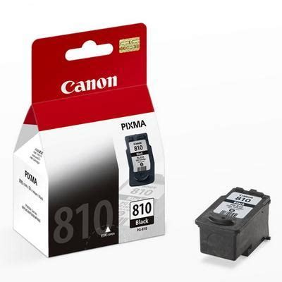 genuine canon pg 810 black ink cart end 1 22 2019 10 52 am