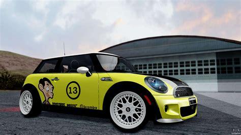6 4 Mini Cooper by Mini Cooper Works Mr Bean For Gta San Andreas