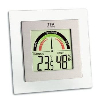 Thermohygrometer Tfa thermo hygrometer tfa 30 5023 sealandair