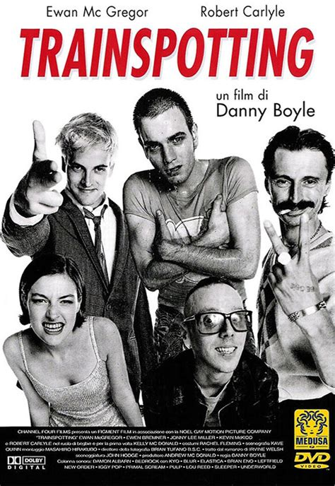 film bagus ditonton trainspotting 1996 video trailer review komentar