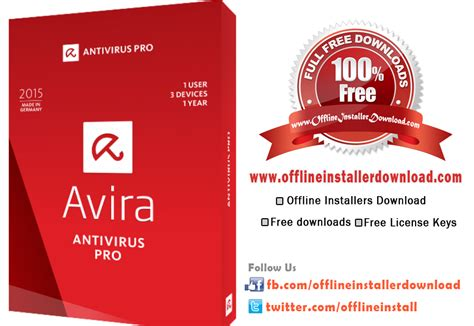 avira antivirus free download full version offline installer avira free antivirus 2016 offline installer download