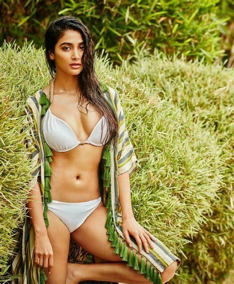 telugu actress latest bikini photos pooja hegde latest hot sexy bikini photos beautiful