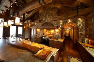 beautiful log home interiors beautiful log home kitchen houses beautiful stove and log home interiors