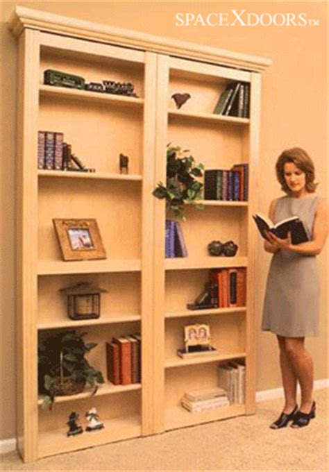 how to build a secret room build a door bookcase for your secret stash
