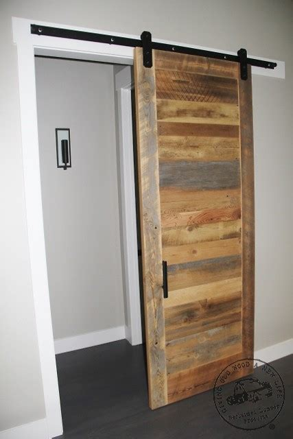 Reclaimed Wood Barn Doors Reclaimed Wood Barn Door Slab Reclaimed Lumber Products