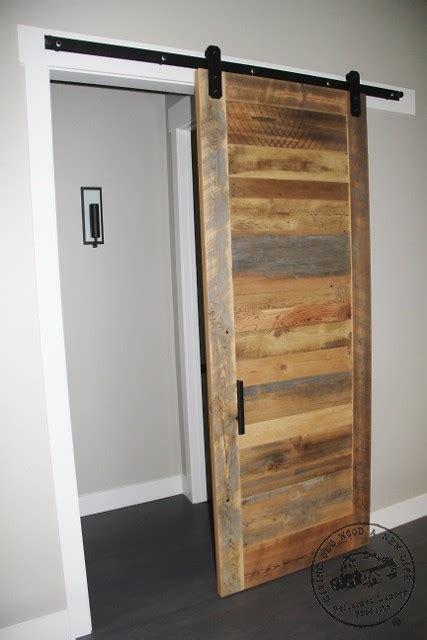 Reclaimed Wood Sliding Barn Doors Reclaimed Wood Barn Door Slab Reclaimed Lumber Products