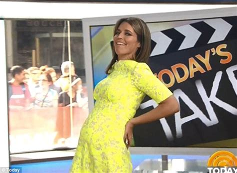 savannah guthrie 2nd pregnancy today s savannah guthrie reveals that she is pregnant live