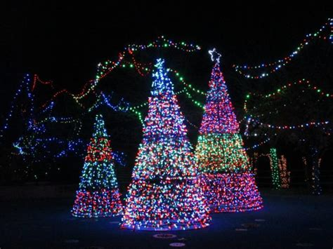 birmingham zoo christmas lights 11 best light displays in alabama 2016