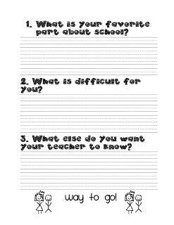 19 best images about Student Interests Surveys on