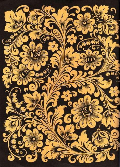pinterest russian pattern хохлома шелковыми ленточками обсуждение на liveinternet