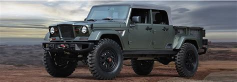 jeep truck concept specs release date price