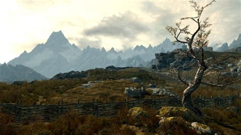 skyrim landscape skyrim s landscapes are breathtaking diverse