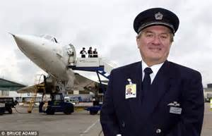 Mike Banister by Former Chief Pilot Of Concorde Sells 163 100 000 Of Aviation