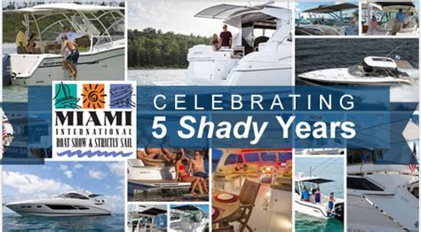 miami boat show display sureshade grows to over 30 boats at 5th miami boat show