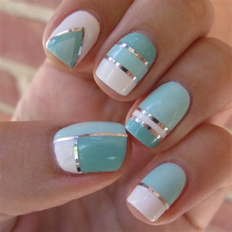 easy clean up nail art nail art simple et chic en 30 id 233 es inspirantes et faciles