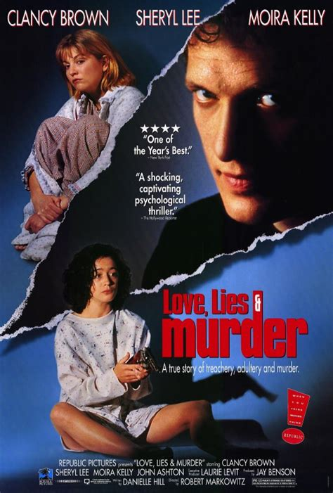 film love lies love lies and murder movie posters from movie poster shop