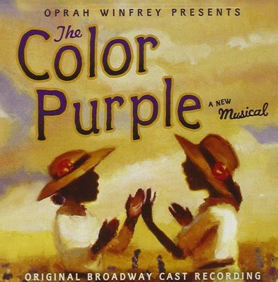 the color purple broadway cast cd the color purple original broadway cast 2006 eur 19