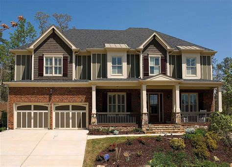 House Plans With Wide Front Porch Wide Front Porch 15826ge 2nd Floor Master Suite Bonus