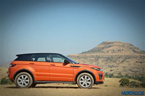 land rover india range rover evoque 2 2 diesel review bling thing motoroids