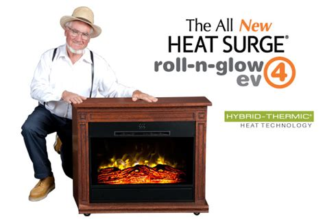 heat surge mini glo widescreen 28 images electric