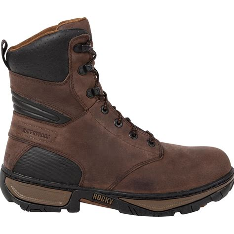 rocky work boots for 8 quot rocky forge waterproof insulated work boots rkyo020