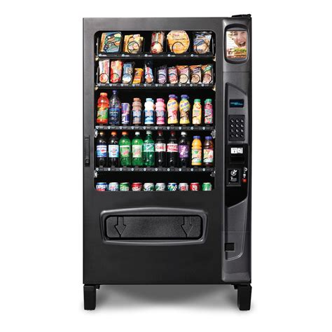 Machines And 45 selection vending machine single zone vending machine