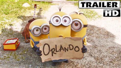 imagenes de minions nueva peli los minions trailer 2015 espa 241 ol youtube