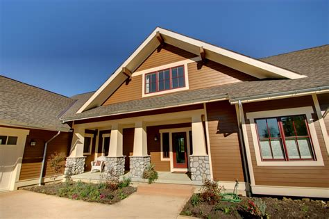 new craftsman style home new farmhouse style homes new