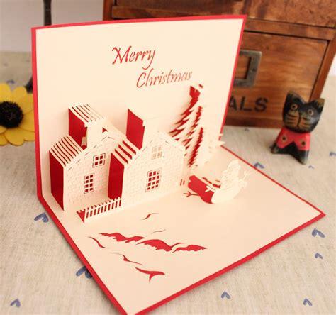 creative greeting card creative quality handmade three dimensional diy
