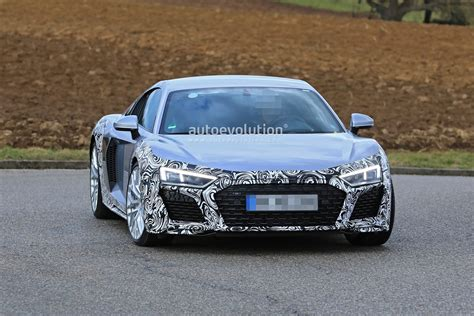 Audi R8 V6 by 2019 Audi R8 V6 Reportedly Not Happening Autoevolution