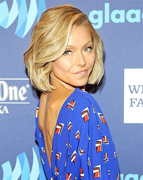 what does kelly ripa use to curl her hair how to do kelly ripa curls new cute hairstyles for short