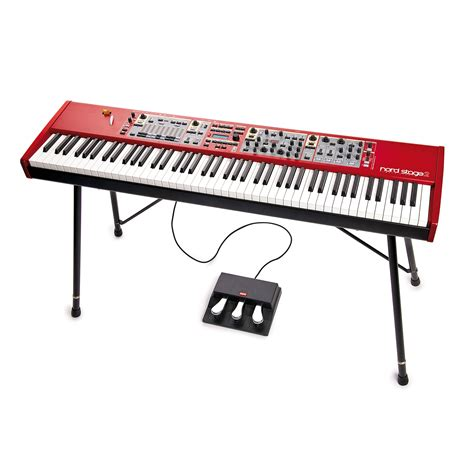 Keyboard Nord Stage 2 Clavia Nord Stage 2 88 171 Stage Piano