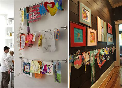 art display ideas young america blog kids art display storage ideas
