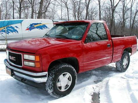 how to learn all about cars 1997 gmc suburban 1500 electronic valve timing buy used 1997 gmc clear title 4x4 no reserve 4 3 vortec pickup truck runs drives classic in