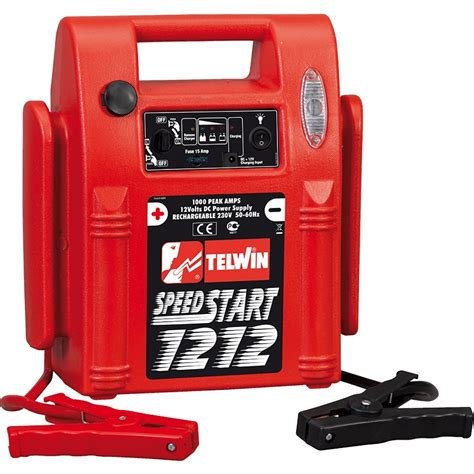 Telwin Battery telwin electric battery jump starter speedstart 1212