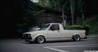 Wheels Rabbit Truck Feeler Bagged 1981 Vw Rabbit Caddy Truck Wheels 4 Link