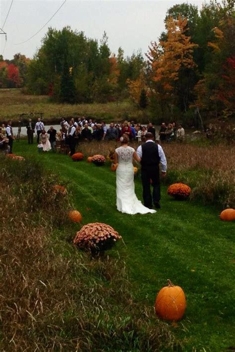 fall camo wedding ideas