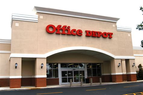 Office Depot Like Stores Office Depot Closing 400 Us Stores And Wall Is