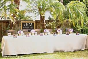 Backyard Wedding Reception Caption This Quot A Rustic Backyard Wedding Reception Quot A