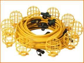 work light string wobble light customer service tools equipment