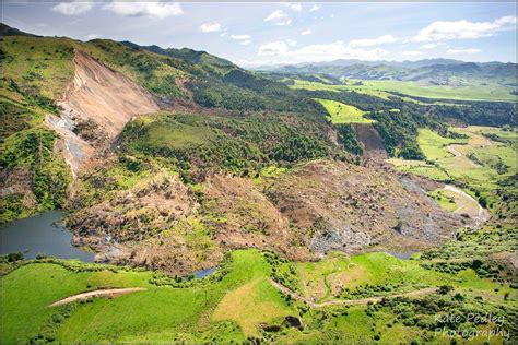 earthquake in new zealand earthquake forms the great wall of new zealand temblor net