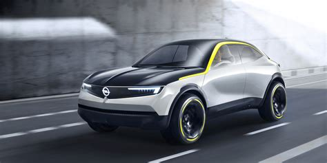 2020 Opel Gt by Opel Gt X Experimental Highlighting Electric Future